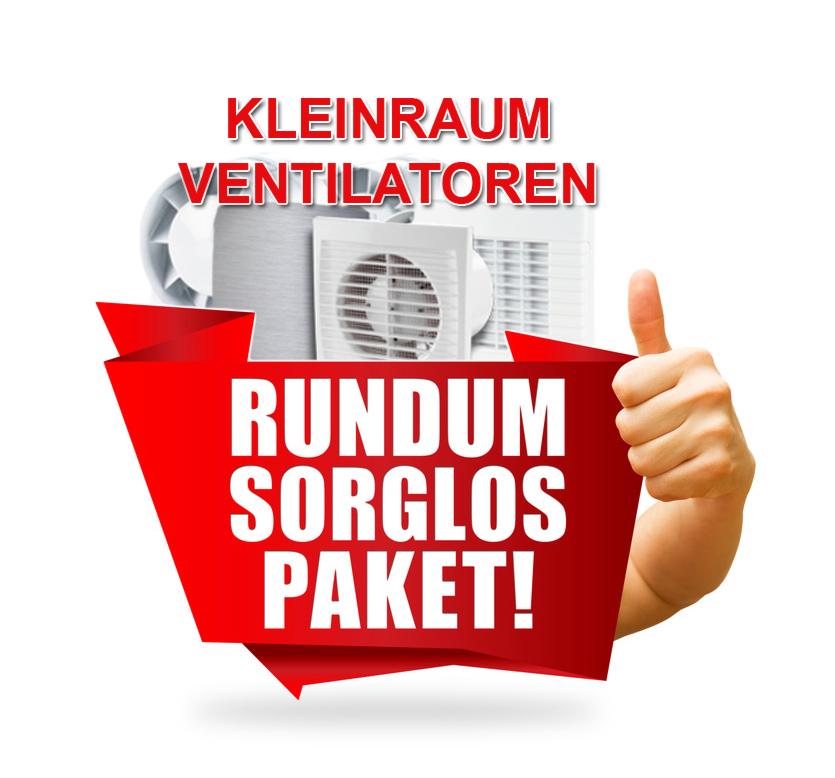 Wandventilator Abluftventilator Badezimmerl/üfter Badl/üfter Wandl/üfter KMTP mit Bewegungsmelder System /Ø 100