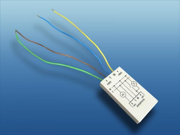 Intervall-Elektronik-Schalter