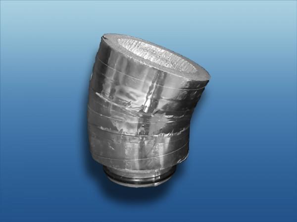 Isolierter 60° Bogen ISO20A