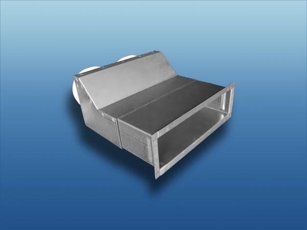 Wandauslass Metall