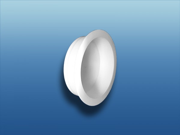 Enddeckel für Kunststoff-Flexrohr