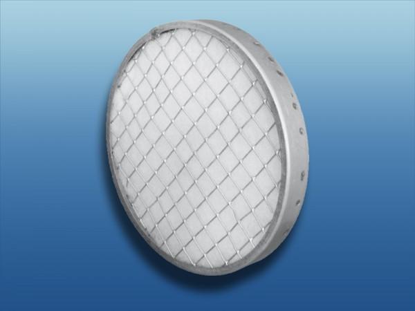 Filtereinsatz für Rohrfilter KUFI