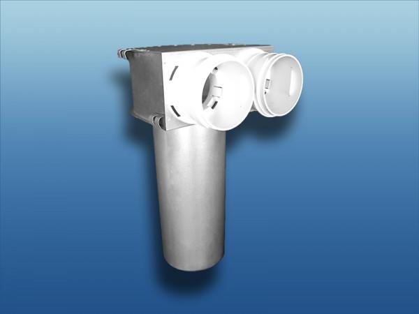 Ventil-Anschlusskasten Metall