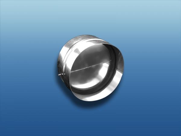 Rückschlagklappe Metall