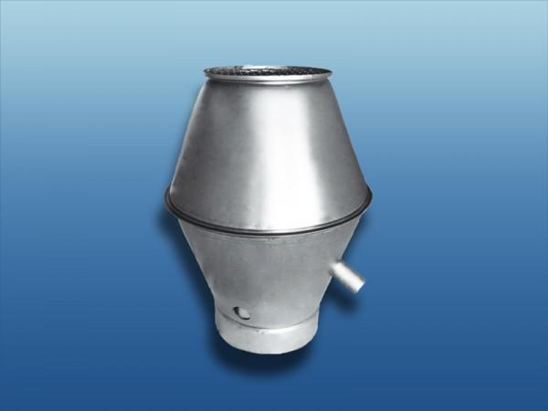 Deflektorhaube K02
