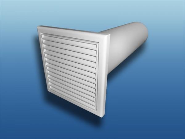 Einbau-Set für Kleinraumventilatoren V1