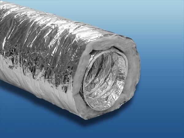 Isolierter-Flexschlauch Serie KAD3 - 10m