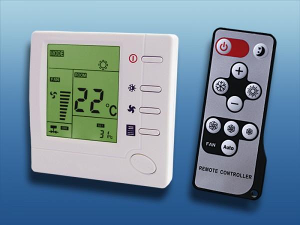 Temperatursteuerung KRTSD mit Fernbedienung