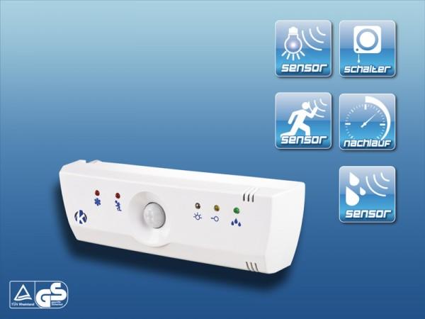 Multisteuerung für Kleinraumventilatoren