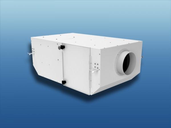 Lüftungsbox Elektrostatic